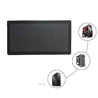 Mágneses hálós hálóvédő otthoni pc számítógép tokhoz/hűtőventilátor tartozékhoz