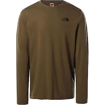 Le t-shirt North Face Easy T92TX137U universal men