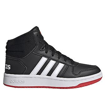 Adidas Hoops Mid 20 K FY7009 universal all year kids shoes