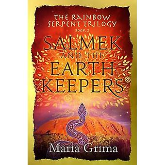 Salmek and the Earth Keepers par Maria Grima - 9781909122871 Livre