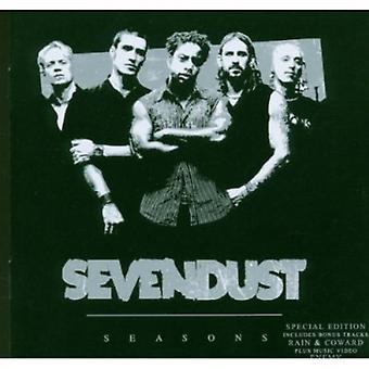 Sevendust - Seasons [CD] USA import
