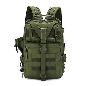 20l- Tactical Assault, Fishing Sling Backpack, Molle Bag
