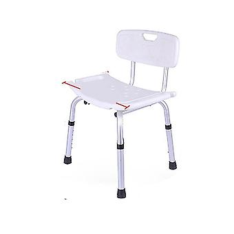 Non-slip Bath Bench, Aid Bathroom And Shower Chair Seat Disabled Elderly