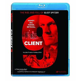 Client 9-Rise & Fall of Eliot Spitzer [BLU-RAY] USA import