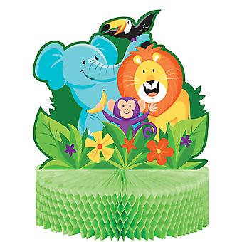 Jungle Safari Themed Table Centrepiece - Kids Party Supplies