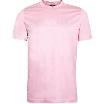 Paul And Shark Chest Logo T-Shirt