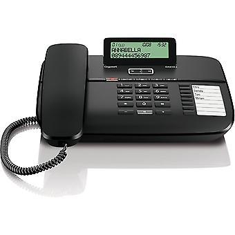 Wokex DA810A Telefon - Schnurgebundes Telefon/Schnurtelefon - Anrufbeantworter/Display -