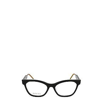 Gucci GG0600O sorte kvindelige briller