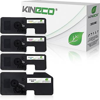FengChun 4  Toner kompatibel mit Kyocera TK-5240 fr Kyocera Ecosys P5026cdw M-5526cdn M-5526cdw