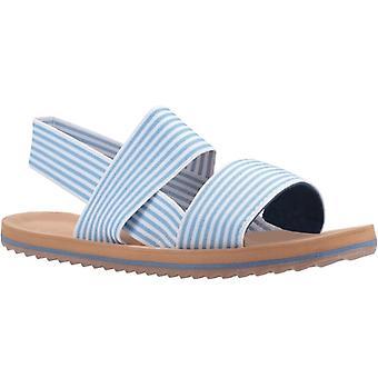 Rocket Dog Ellen Dames Elastische Sandalen Blauw