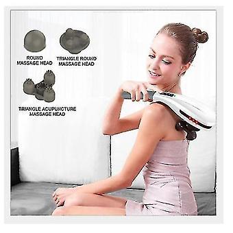 Elektrische HalsWirbelsäule Massager Infrarot Körper Massager