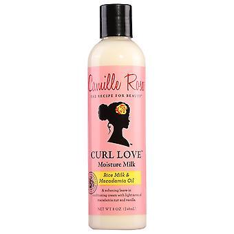 Camille Rose Curl Love Moisture Milk 8oz
