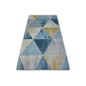 السجاد الشمال المثلث الأزرق / كريم G4584