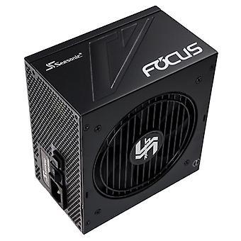 Seasonic Focus GX-650 650W 80+ Gold Modular Power Supply UK Plug