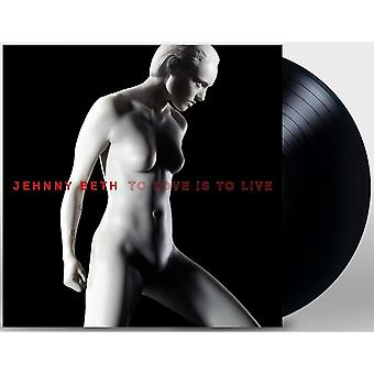 Jehnny Beth - To Love Is To Live Vinyl