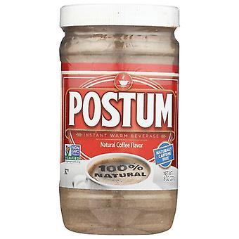Postum Coffee Substitute Coff Fl, Case of 6 X 8 Oz