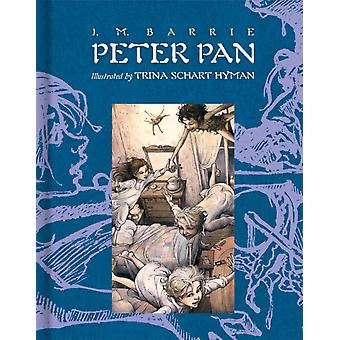 Peter Pan by J M Barrie & Illustrated by Trina Schart Hyman
