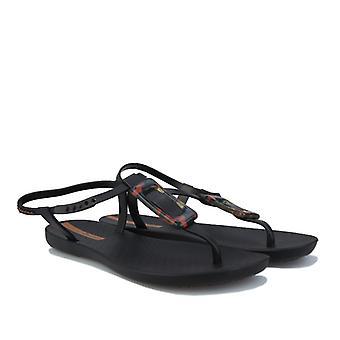kvinners ipanema spenne sandaler i svart