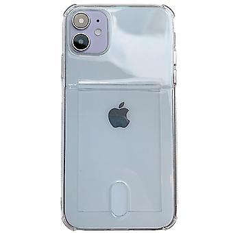 Iphone12promax kaart mobiele telefoon hoesje