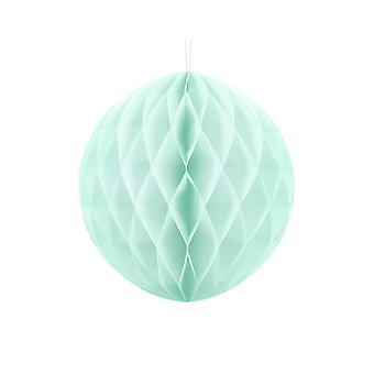 30cm Light Mint Green Tissue Paper Honeycomb Ball Wedding Party Decoration
