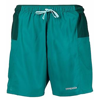 Patagonia Strider Logo Active Shorts