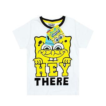 SpongeBob SquarePants Boys Pyjama Set