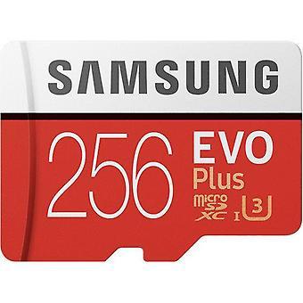 256GB EVO Plus UHS-I microSDXC Memory Card MB-MC256GA/AM