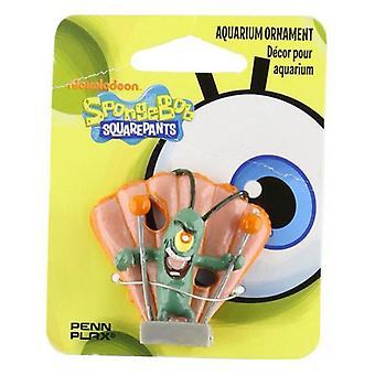 Spongebob Plankton Aquarium Ornament - Plankton Ornament