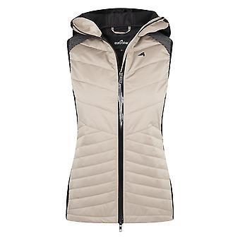 Eurostar Womens BW Gabriell Gilet Sleeveless Full Zip Sports Outerwear Vest Top