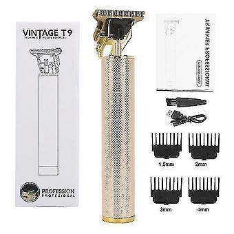 ヘアクリッパートリマー液晶髪の毛クリッパープロのヘアカットマシンヘアひげをトリマー男性の理髪店電気