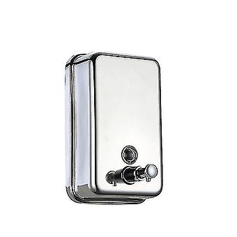 Bathroom accessory sets manual liquid soap dispensers bathroom accessories washing machine stainless steel dispenser for