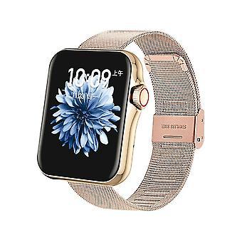 Smarty2.0 Наручные часы Мужчины Стоячая сетка - SW022 SW022I Роза