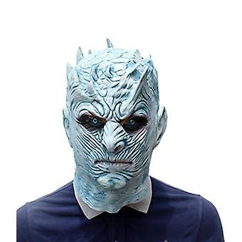 Masque d'Halloween Game Of Thrones Night's King White Walker Costume Mask
