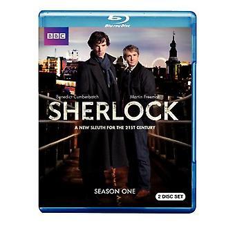 Sherlock - Sherlock: Season 1 [BLU-RAY] USA import