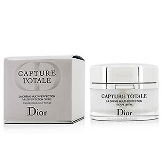Christian Dior Capture Totale Multi-Perfektion Creme - leichte Textur - 60ml/2oz