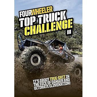 Four Wheeler Top Truck Challenge III [DVD] USA import