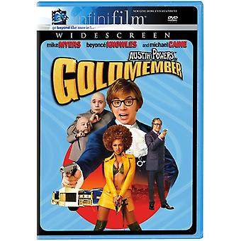 Austin Powers in Goldmember [DVD] USA import
