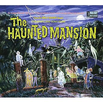 Disney - historien & sang fra the Haunted Mansion [DVD] USA import