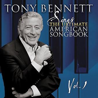 トニー ・ ベネット - トニー ・ ベネット: Vol. 1 歌う究極のアメリカン種類-Songbook [CD] アメリカ インポートします。