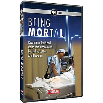Frontline: Being Mortal [DVD] USA import