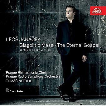 Eternal Gospel - Leos Janacek: Glagolitic Mass [CD] USA import