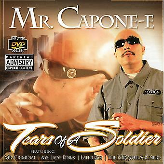 Mr. Capone-E - Tears of a Soldier [CD] USA import