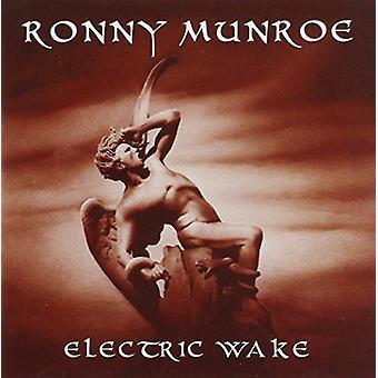 Ronny Munroe - Electric Wake [CD] USA import