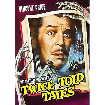 Twice-Told cuentos [DVD] los E.e.u.u. la importación