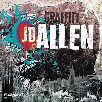 JD Allen - importation USA Graffiti [CD]