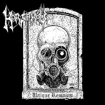 Korsakov - Unique Remains [CD] USA import