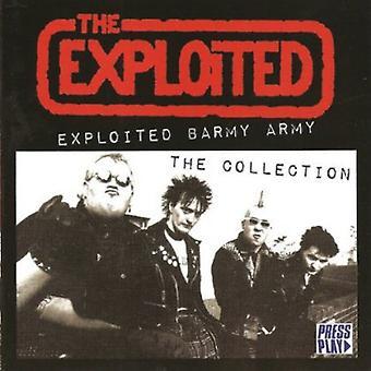 Explorada - explorado Barmy importação EUA exército-a coleção [CD]