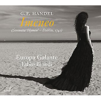 Handel / Staveland / Hallenberg / Piccinini - Imeneo [CD] USA import