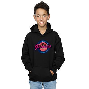 Genesis Boys Neon Logo Hoodie