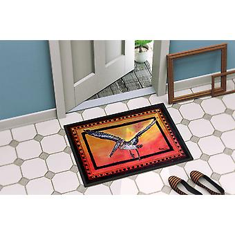 Carolines Treasures  8095-MAT Pelican  Indoor or Outdoor Mat 18x27 8095 Doormat